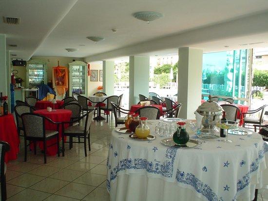 Hotel Tridentum: sala da pranzo