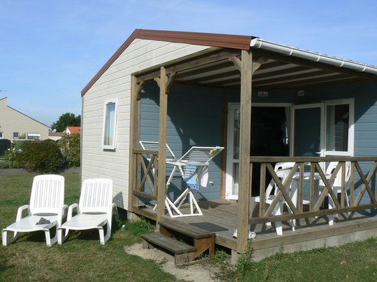 Camping le Ranch : emplacement super