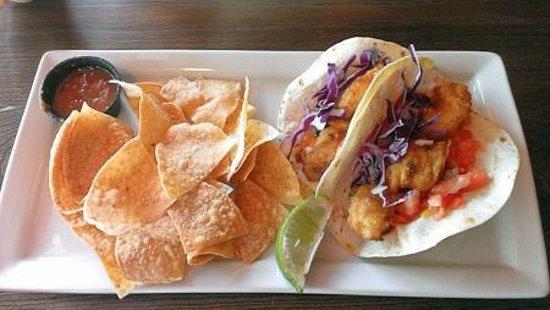 Townie's Grill: Fish Taco
