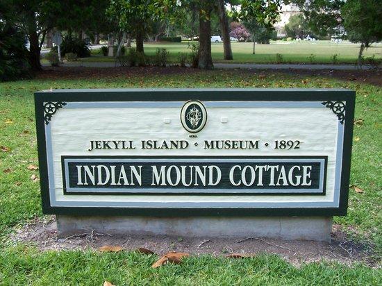 Indian Mound Cottage