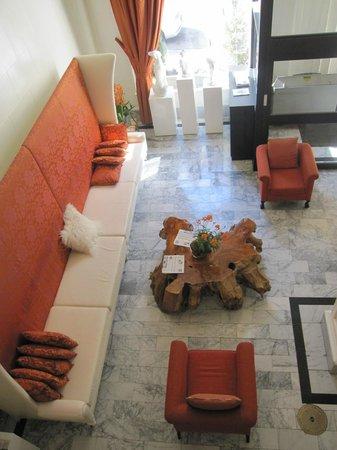 Hotel Vertigo: all'ingresso
