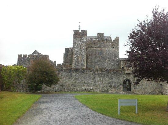 County Tipperary, Irlandia: Le château depuis la cour