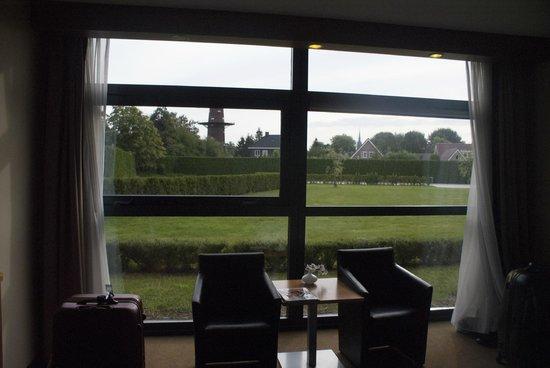 Hotel Princeville: garden view
