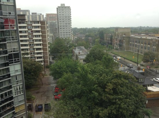 BEST WESTERN Roehampton Hotel & Suites: Vista do quarto