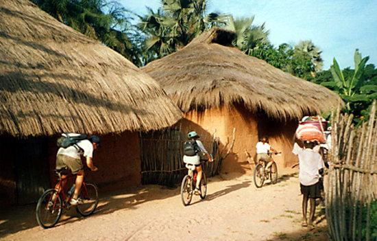 Oussouye, Senegal: Village de Siganar