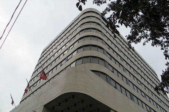 BEST WESTERN Roehampton Hotel & Suites : Fachada