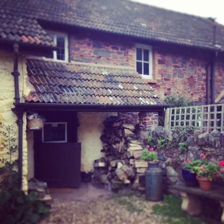 Doverhay Farm Shepherd's Hut: beautiful