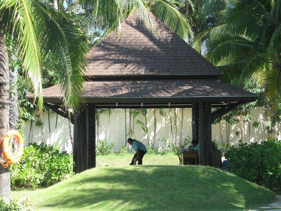 ibis Samui Bophut: Espace massage