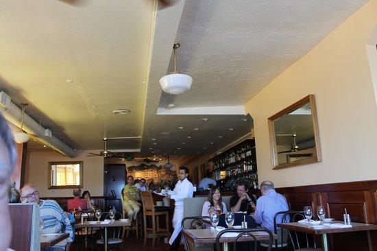 Angelino Restaurant : Intimate Italian