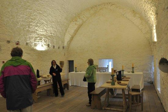 Barryscourt Castle : Second Floor