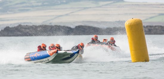 Ambleside Bed and Breakfast: Zapcat Racing at Rhosneigr