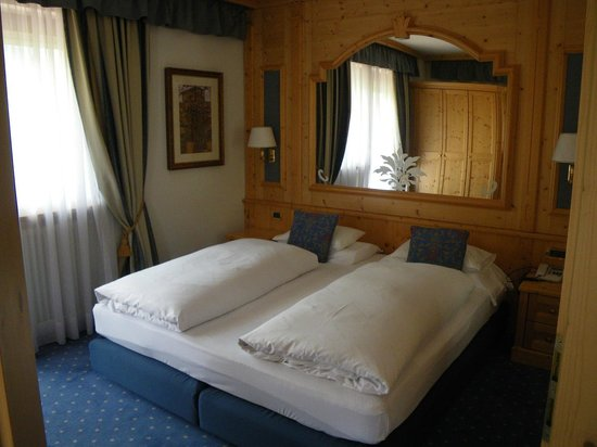 Hotel Evaldo: camera