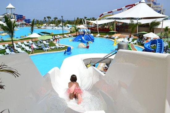 Los Delfines Water & Entertainment Park: Kids Area