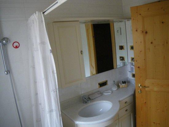 Hotel Evaldo: bagno