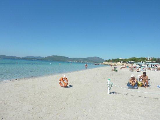 "B&B Alghero Republic: The""Lido"" Beach"