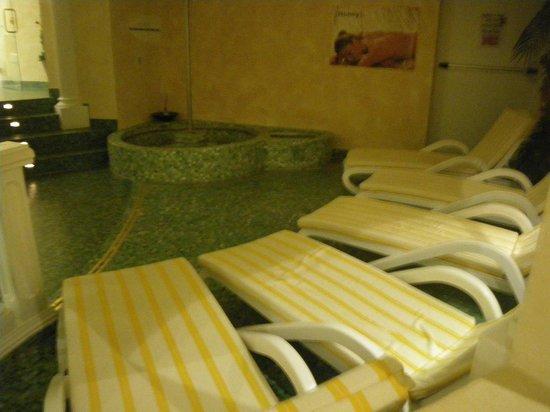 Hotel Evaldo: SPA