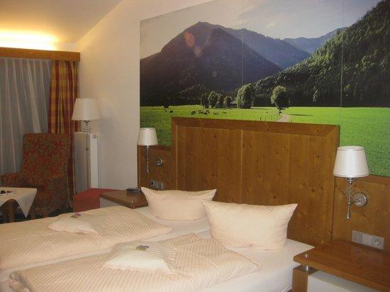Romantik Hotel Böld: My room