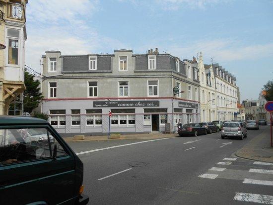 Comme Chez Soi : voici notre restaurant préféré à Wimereux
