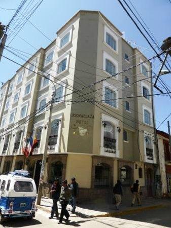 Casona Plaza Hotel: Hotel