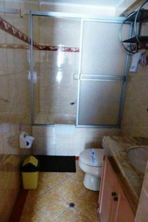 Casona Plaza Hotel: Bathroom