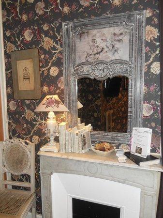 Hotel Villa Rivoli : Room number 5 or 6, lovely interior design