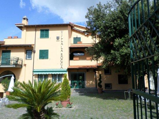 Hotel Villa la Rocca