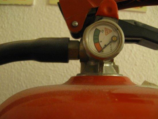 Albergaria Valbom : Fire Extinguisher
