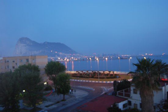 AC Hotel La Linea : View from balcony