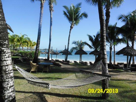 ลักซ์ เบลเล มาเร: View of beach