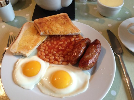 Quidhampton Mill Bed & Breakfast: Estupendo desayuno recién hecho