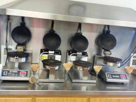 Lapp Valley Farm: waffle irons