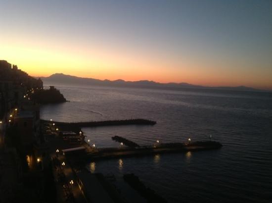 Il Porticciolo di Amalfi: view from room