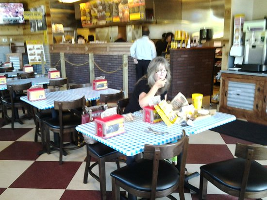 Dickey S Barbecue Pit Myrtle Beach Sc