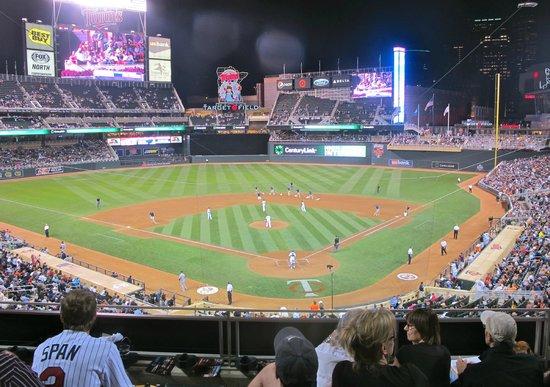 Stadium - Picture of Target Field, Minneapolis - TripAdvisor