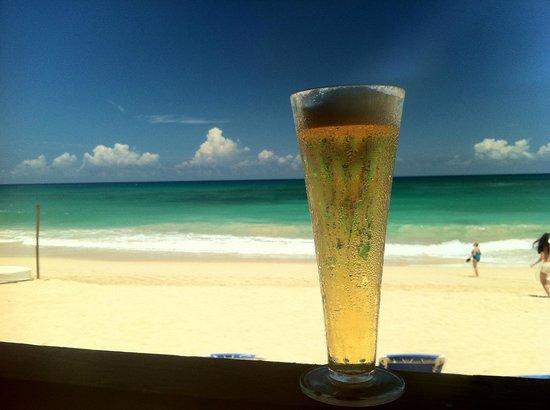 Excellence Punta Cana: ahhhhh.....lunch at Las Olas