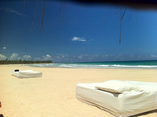 Excellence Punta Cana: napping in paradise