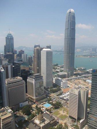 แบงค์ออฟไชน่า ทาวเวอร์: bank of china tower - panorama central 1