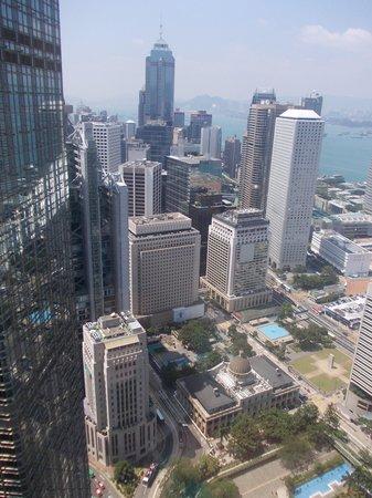 แบงค์ออฟไชน่า ทาวเวอร์: bank of china tower - panorama central 2