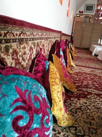 Pasha Turkish Bath & Ottoman Hammam: Restaurant