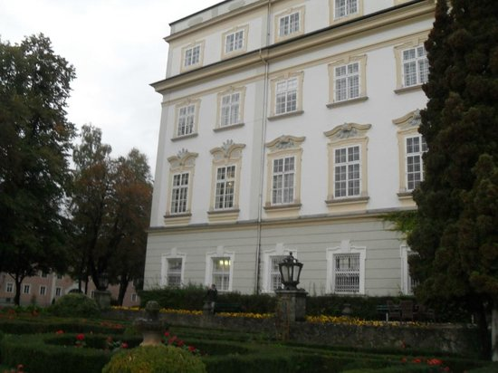 Hotel Schloss Leopoldskron: Fachada