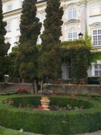 Hotel Schloss Leopoldskron: Jardins