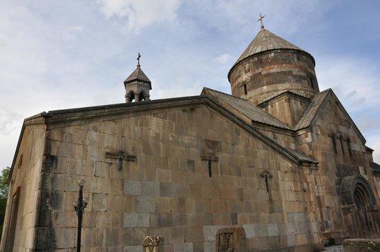 Tsaghkadzor Marriott Hotel : Монастырь