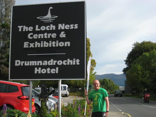 Loch Ness Glamping : Close to the Loch Ness Centre