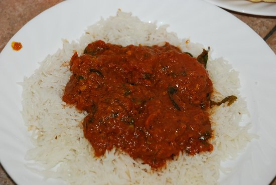 Taste of Punjab: Chicken Madras