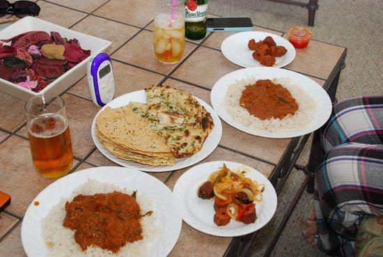 Taste of Punjab: Curry