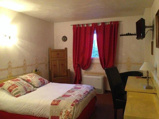 Hotel du Parc : La chambre n°30