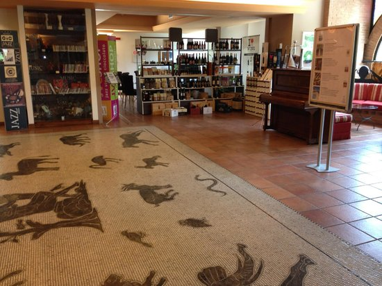 Hotel Gio' Wine e Jazz Area : -