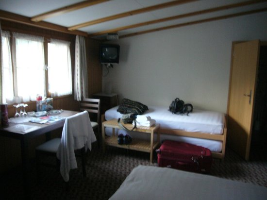 Hotel Restaurant Schützen: Extra bed