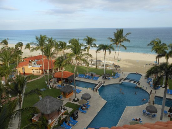 Worldmark Coral Baja: View from private upper balcony