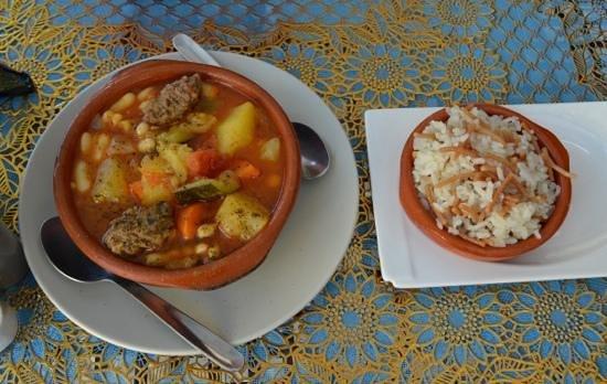 Oasis Of Marrakesh : Marokkanska tapas, mycket gott